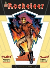 Stevens, Dave The Rocketeer