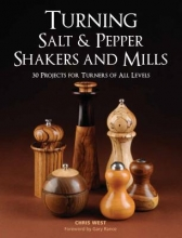 West, Chris Turning Salt & Pepper Shakers and Mills