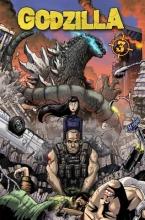 Swierczynski , Duane Godzilla 3