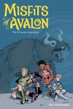 Mcdonald, Kel Misfits of Avalon 2