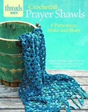 Severi Bristow, Janet Crocheted Prayer Shawls