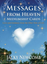 Jacky Newcomb Messages from Heaven Communication Cards