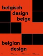 , Belgisch design belge (EN-FR-NL)