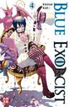 Kato, Kazue Blue Exorcist 04
