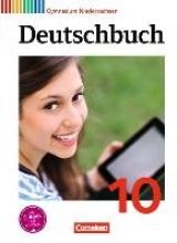 Brenner, Gerd,   Pabelick, Norbert,   Schappert, Christoph,   Schneider, Frank Deutschbuch Gymnasium 10. Schuljahr - Niedersachsen - Schülerbuch