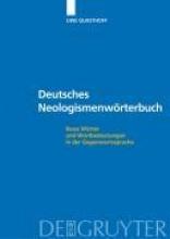Deutsches Neologismenwoerterbuch