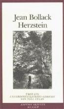 Bollack, Jean Herzstein