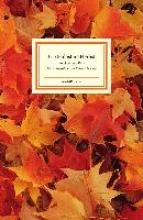 Roth, Johannes Gartenlust im Herbst