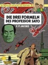 Jacobs, Edgar-Pierre Die Abenteuer von Blake und Mortimer 08. Die drei Formeln des Professor Sato