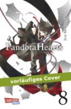 Mochizuki, Jun Pandora Hearts 08