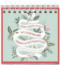 24x wunderbare Weihnachtsgre