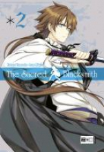 Yamada, Koutarou The Sacred Blacksmith 02