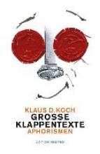 Koch, Klaus D. Groe Klappentexte