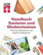 Burk, Peter Handbuch Sanieren und Modernisieren