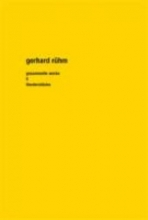 Rühm, Gerhard Gesammelte Werke 05