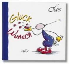 Hörtenhuber, Kurt Oups Minibuch. Glückwunsch