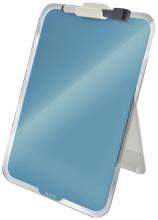 , Glas Desktop Flipover Leitz Cosy blauw