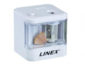 , Puntenslijper Linex elektrisch wit