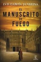García Jambrina, Luis El manuscrito de fuego