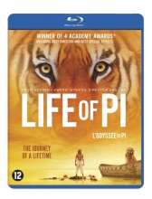 Life Of Pi Blu-Ray /
