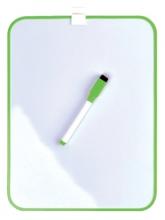 , Whiteboard Desq 21.5x28cm + marker groen profiel
