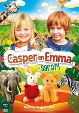 Casper & Emma - op Safari