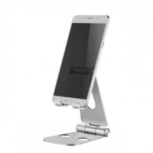 , Telefoonstandaard Neomounts DS10160SL1 opvouwbaar Zilver