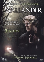 Wallander DVD Collection - 5DVD speelfilm