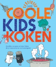 Jenny  Chandler Coole kids koken