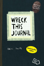 Keri  Smith Wreck this journal