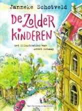 Janneke Schotveld , De zolderkinderen