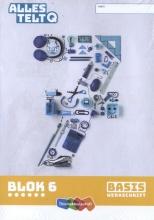 , Alles telt Q Basiswerkschrift blok 1 t/m 6 groep 7