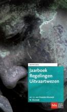 W. Klootwijk J.L. van Deventer-Klootwijk, Jaarboek Regelingen Uitvaartwezen  2017