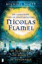 Michael Scott , De geheimen van de onsterfelijke Nicolas Flamel 1