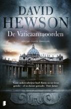 David  Hewson De Vaticaanmoorden