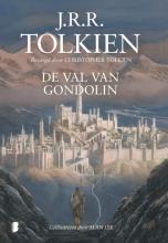 J.R.R.  Tolkien De val van Gondolin