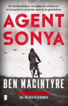 Ben Macintyre , Agent Sonya