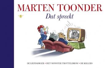 Marten  Toonder Alle verhalen van Olivier B. Bommel en Tom Poes 33 : Dat spreekt