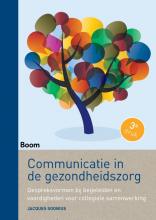 Jacques Soonius , Communicatie in de gezondheidszorg