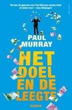 Paul  Murray Het doel en de leegte