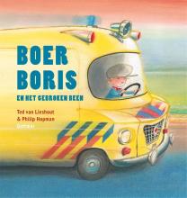 Ted van Lieshout , Boer Boris en het gebroken been