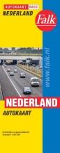 , Falk autokaart Nederland basic
