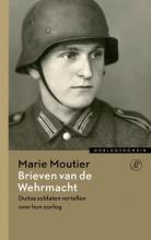 Marie  Moutier Brieven van de Wehrmacht
