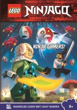 , Lego Ninjago: Ninja-gamers!
