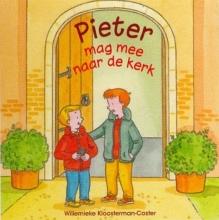 Willemieke  Kloosterman-Coster Pieter mag mee naar de kerk