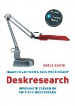 Kees Westerkamp Maarten van Ven, Deskresearch