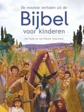 Blandine  Laurent, Francois  Brossier De mooiste verhalen uit de Bijbel voor kinderen