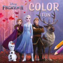 , Disney Color Fun