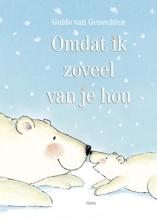 Guido Van Genechten Omdat ik zoveel van je hou (Clavisje pocketeditie)