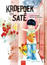 Liselotte  Schippers Kroepoek en saté